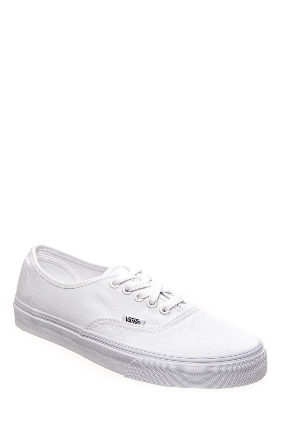 Vans Unisex Authentic Classic Sneakers - True White