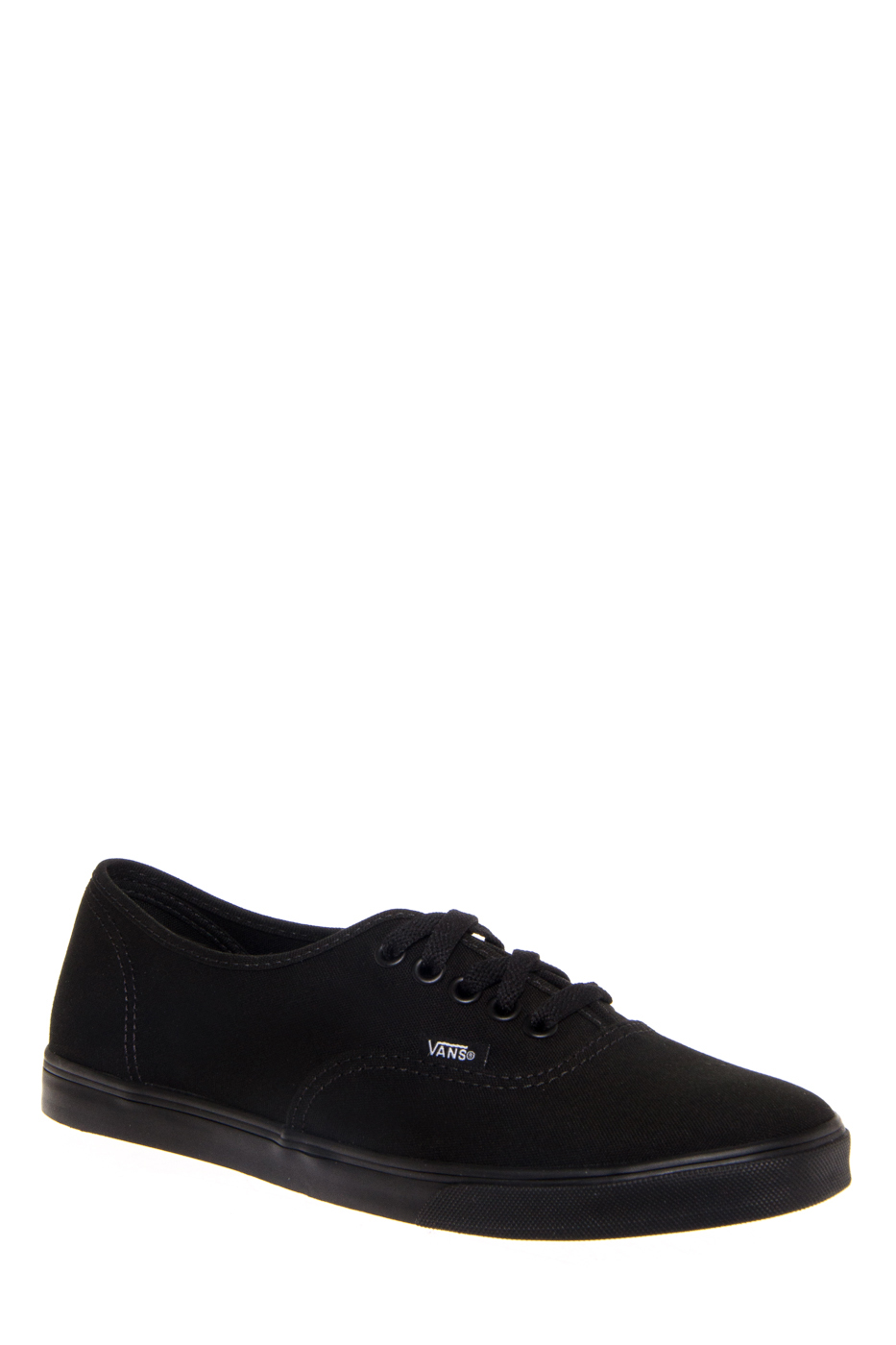 VANS Unisex Authentic Lo Pro Sneakers - Black / Black