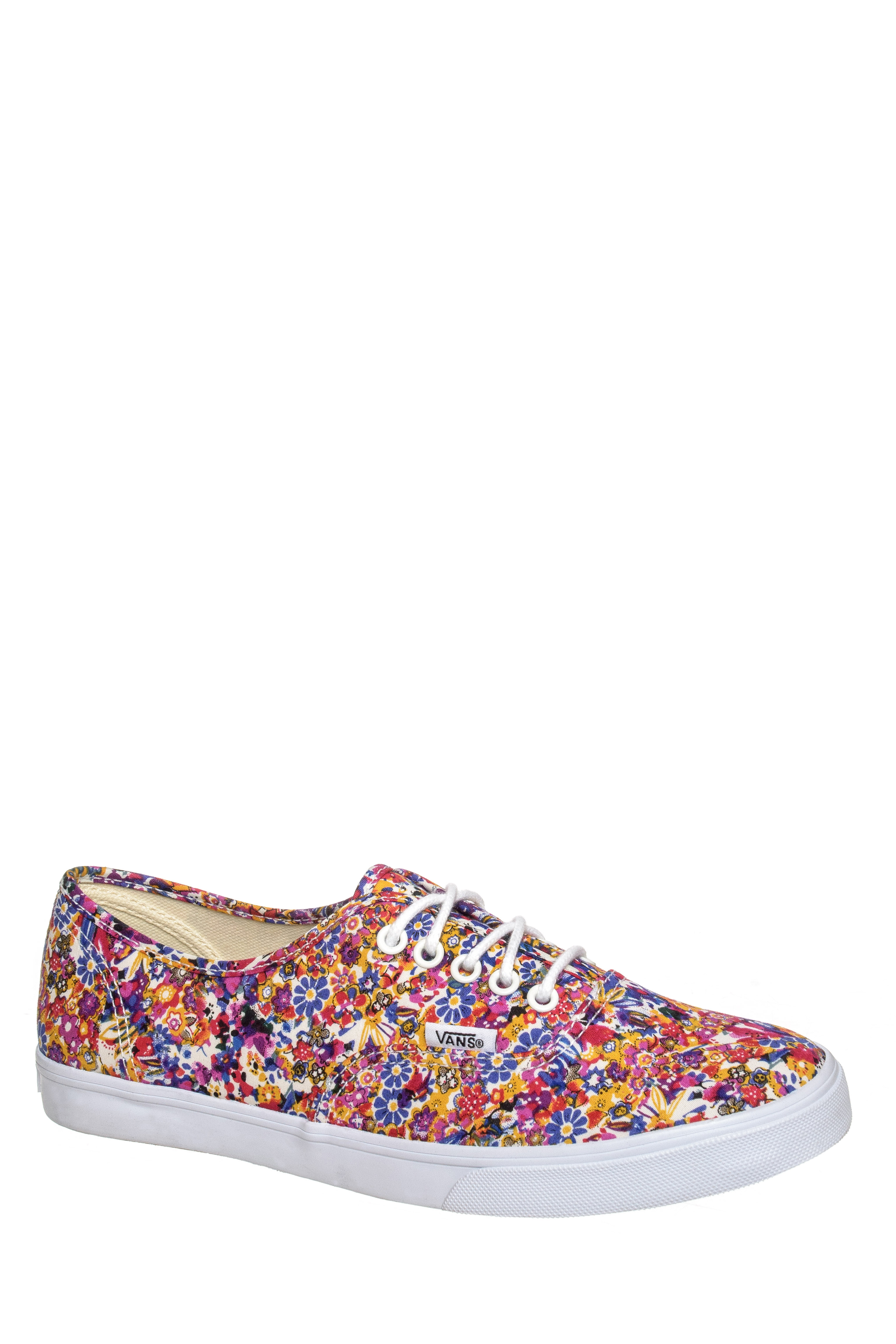Vans Ditsy Floral Authentic Lo Pro Low Top Sneakers