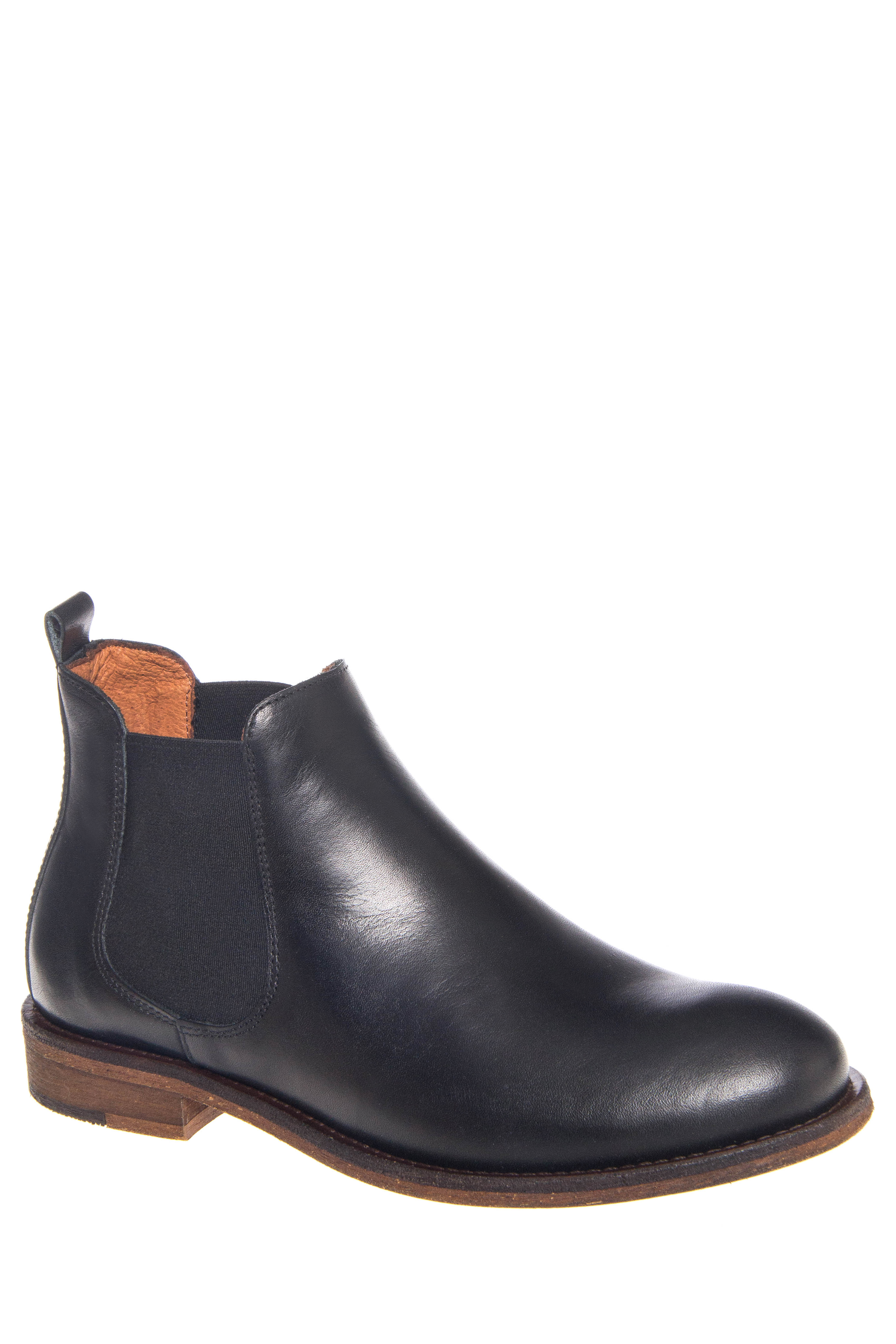 Wolverine 1883 Jean Chelsea Boots - Black