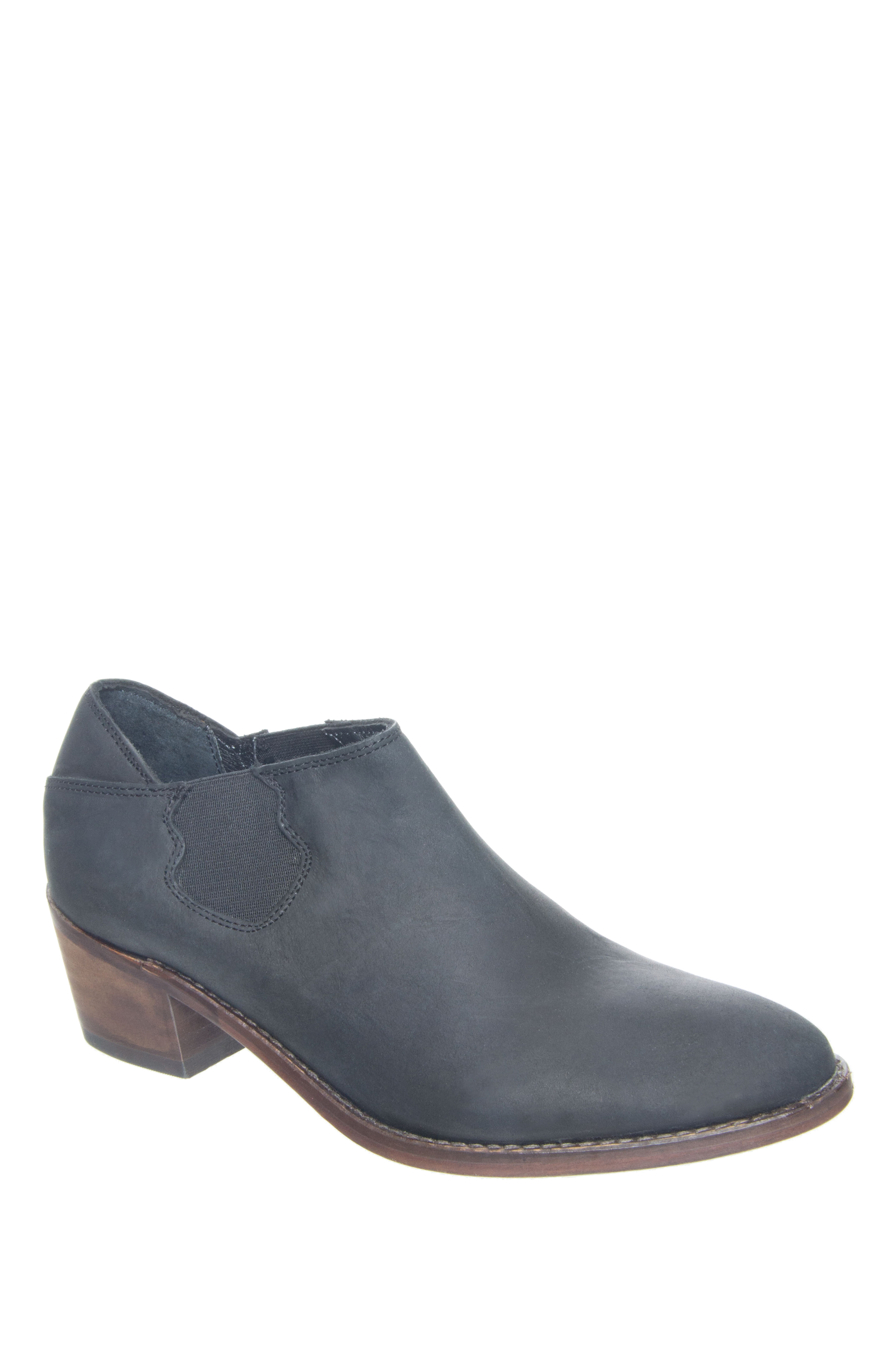 Wolverine 1883 Alice Slip On Boots - Black