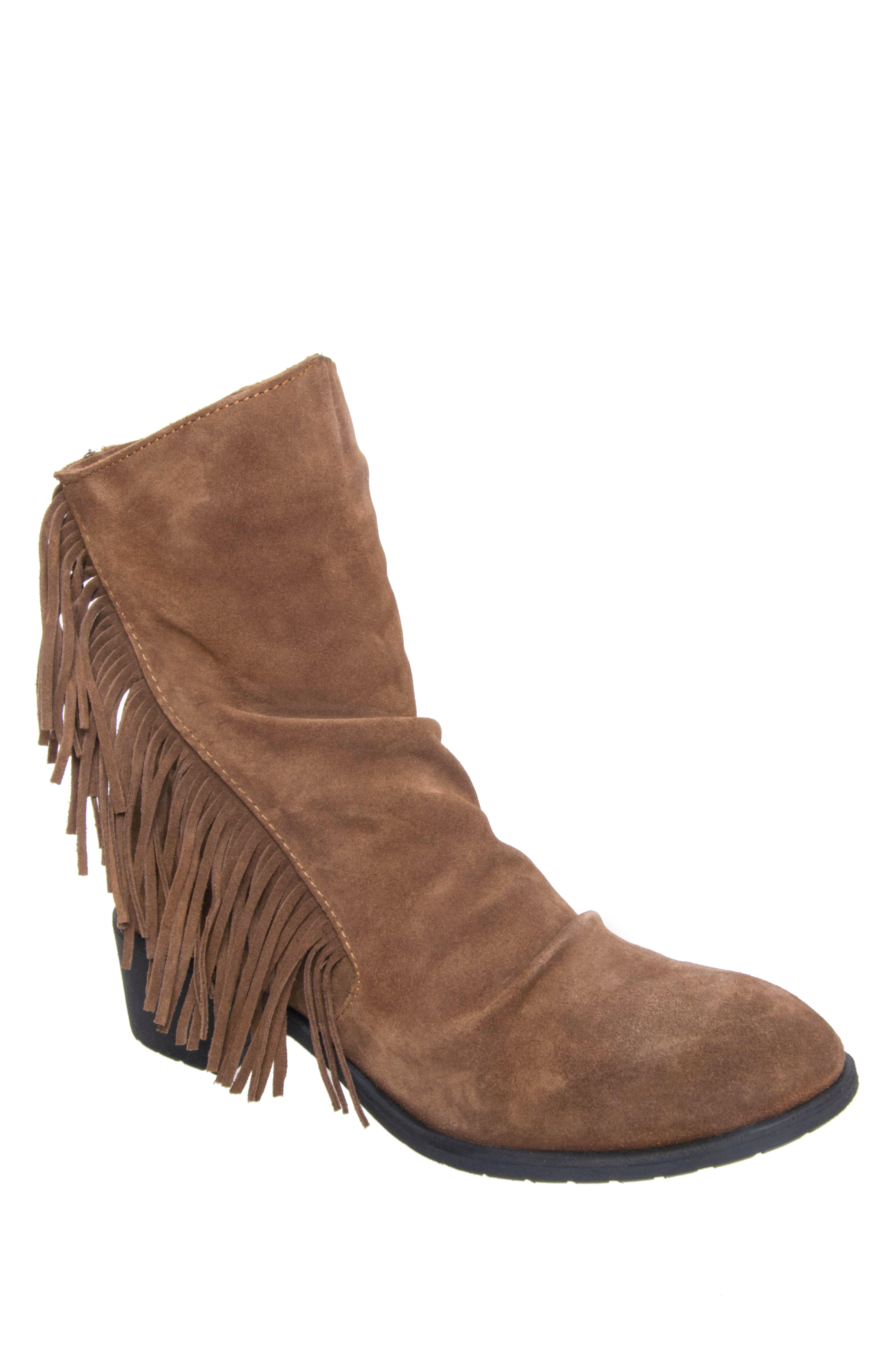 Ethem H401 Mid Heel Boots - Sigaro