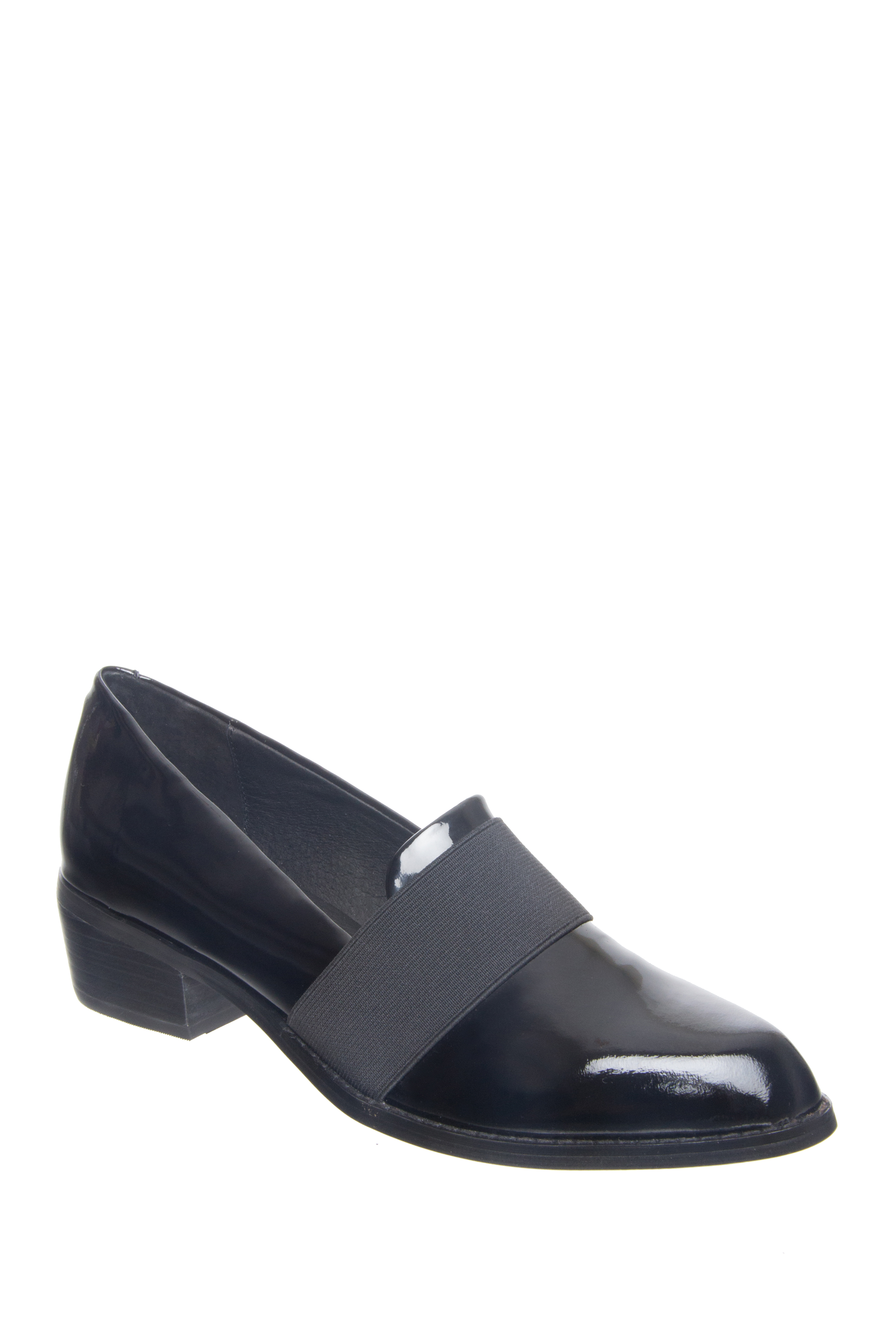 Sol Sana Dill Pointed -Toe Loafers - Black