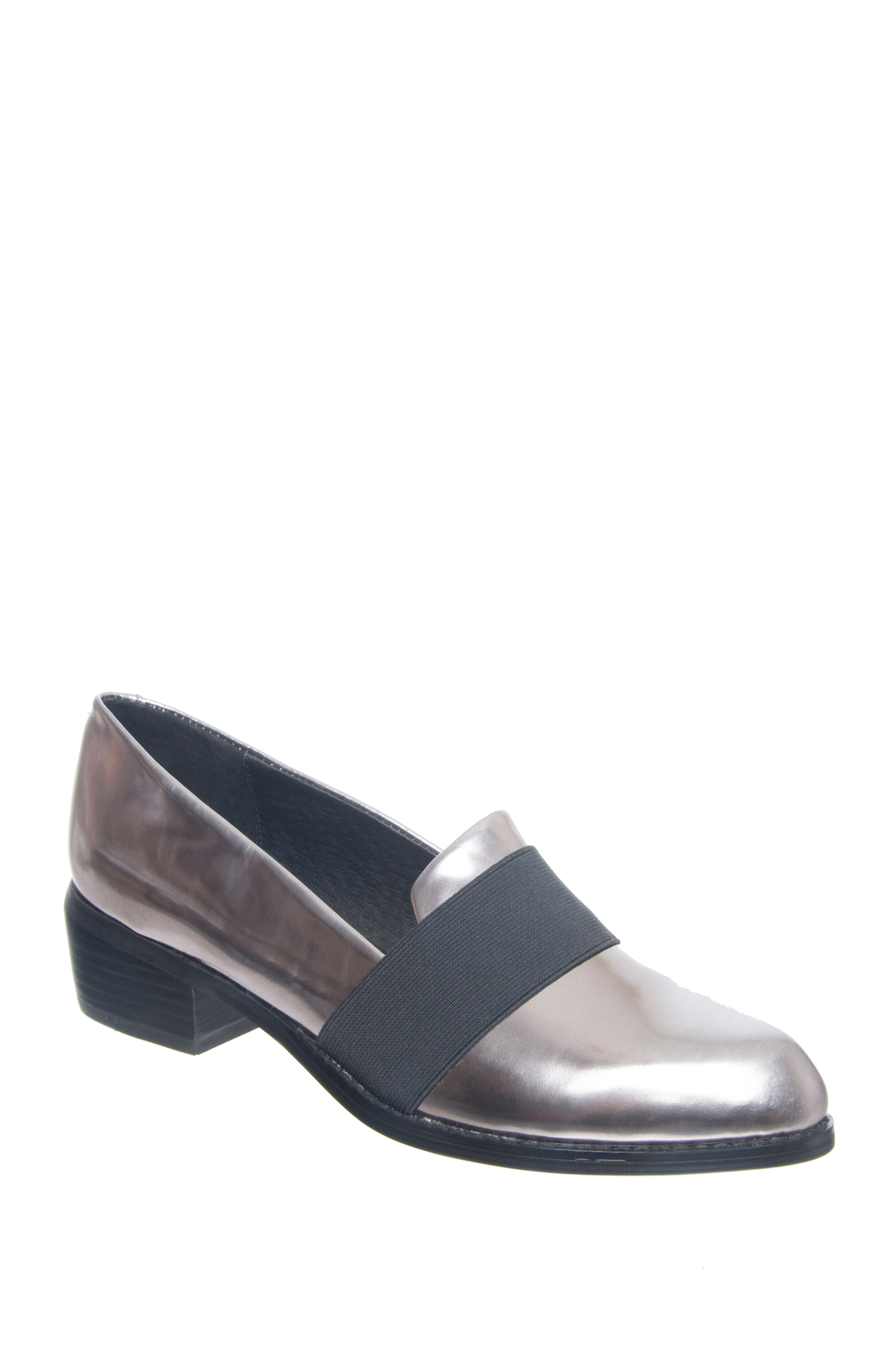 Sol Sana Dill Pointed -Toe Loafers -  Pewter