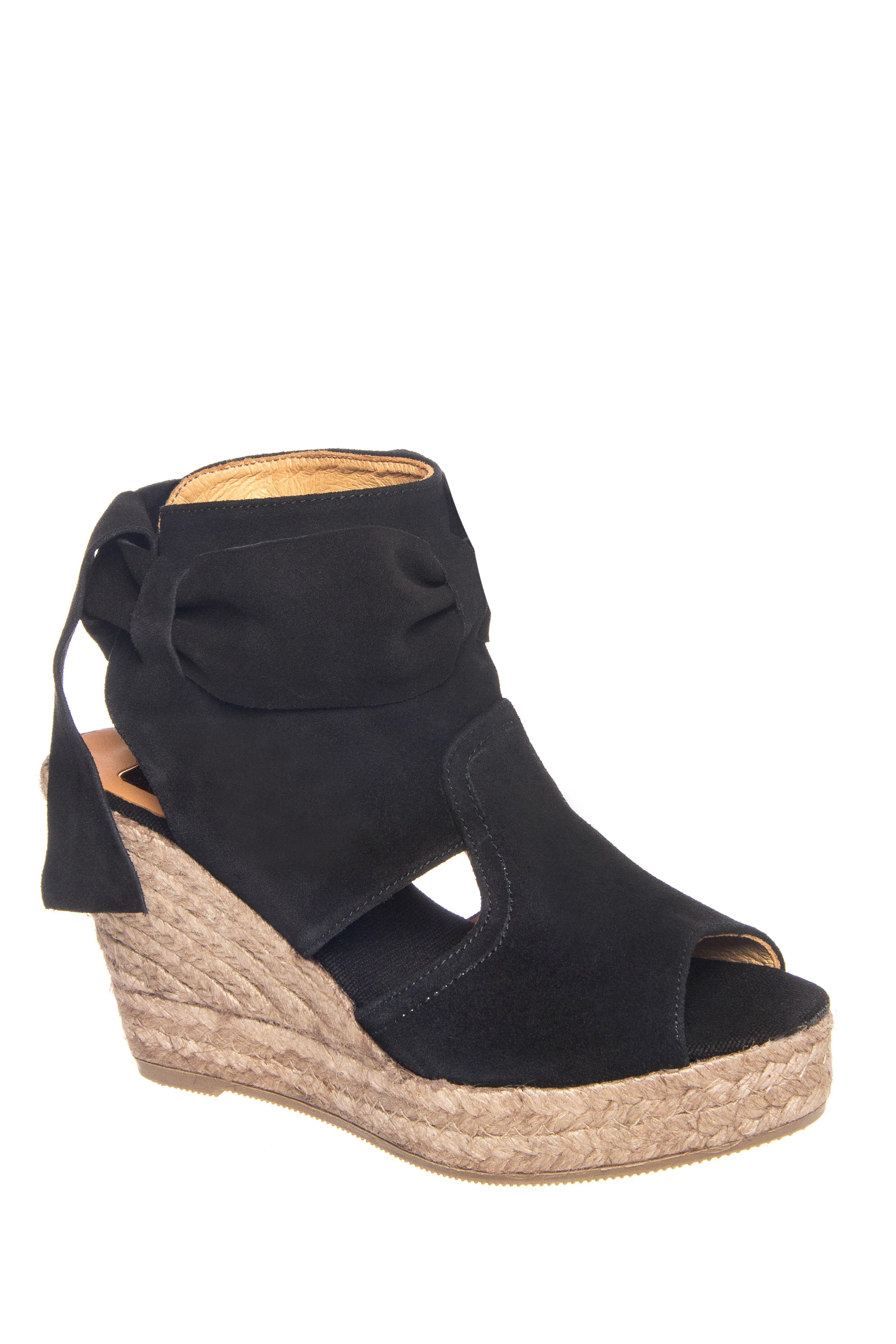 Kanna Basket Topo High Wedge Sandals