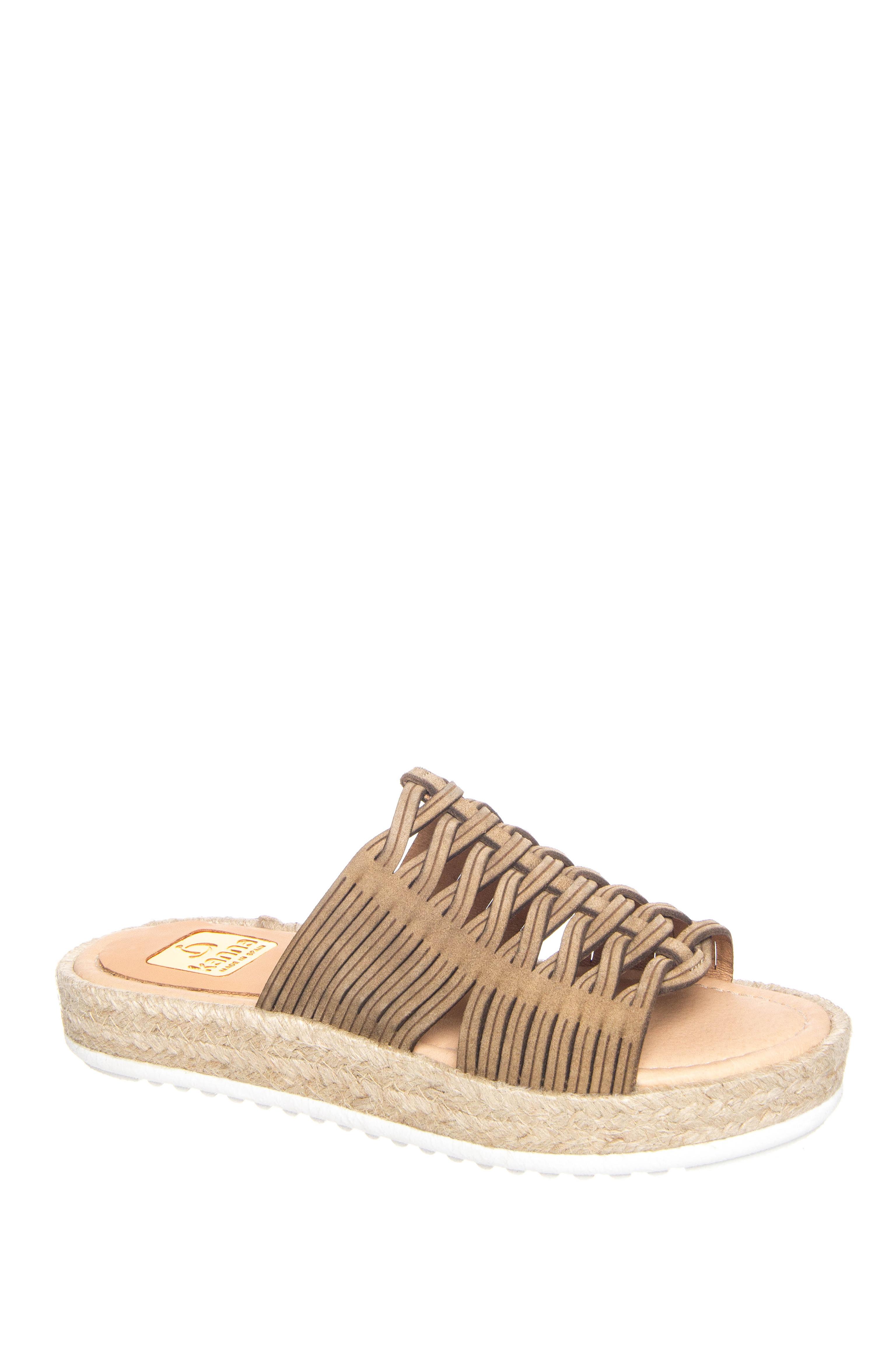 Kanna Slide Flatform Sandals
