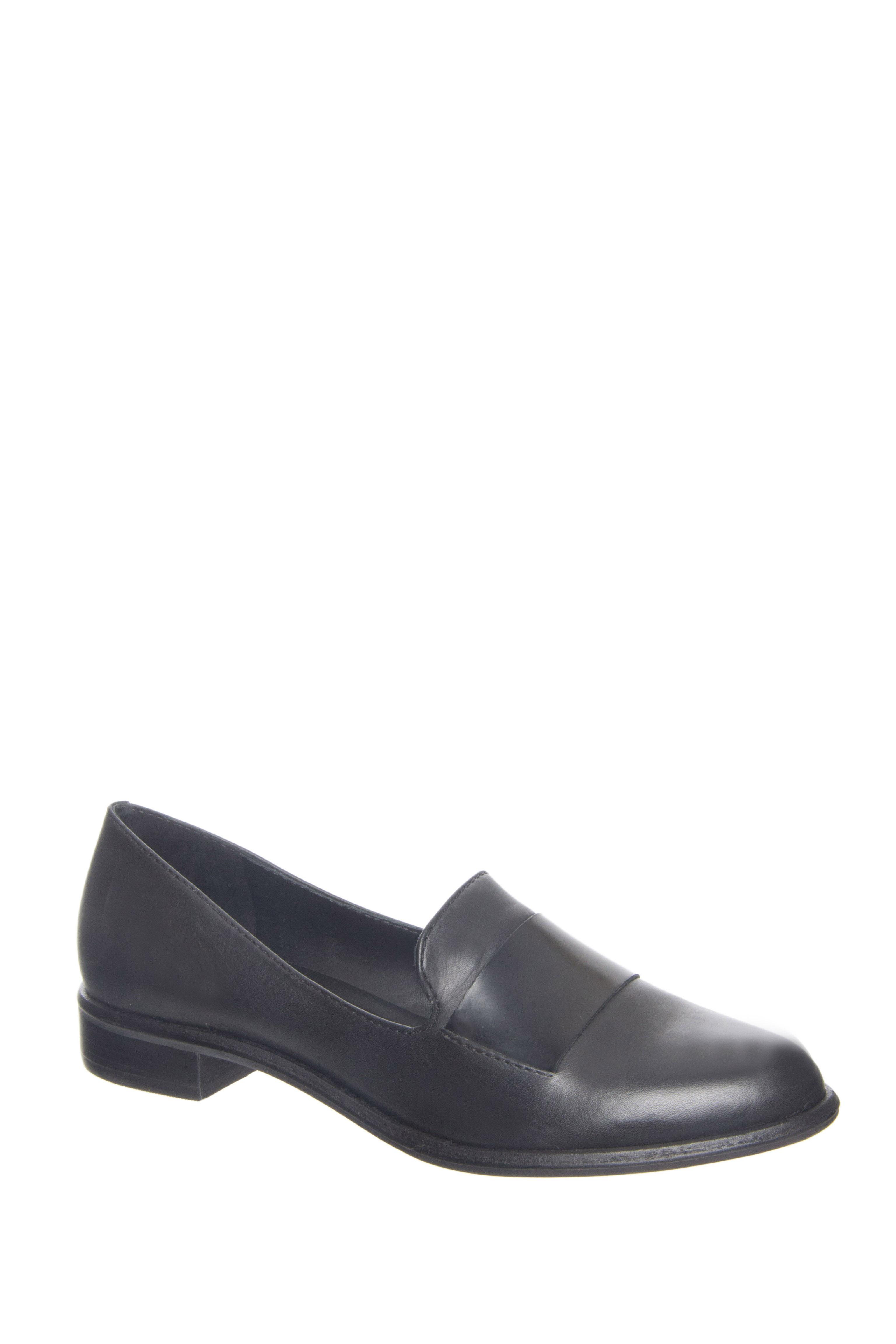 M4D3 Ocean Low Heel Loafers - Black