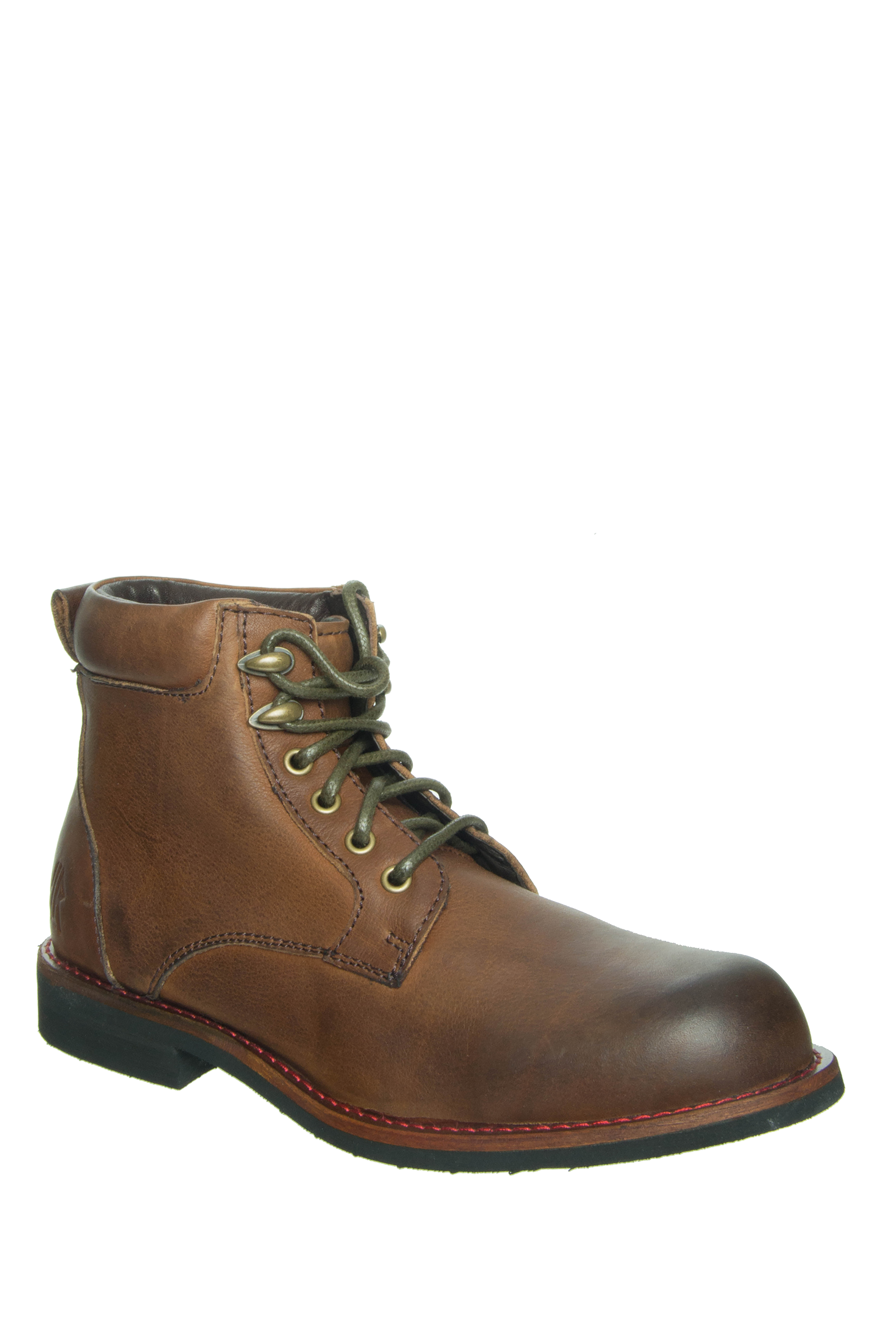 KLR Men's Drew Lace-Up Boots - Brown