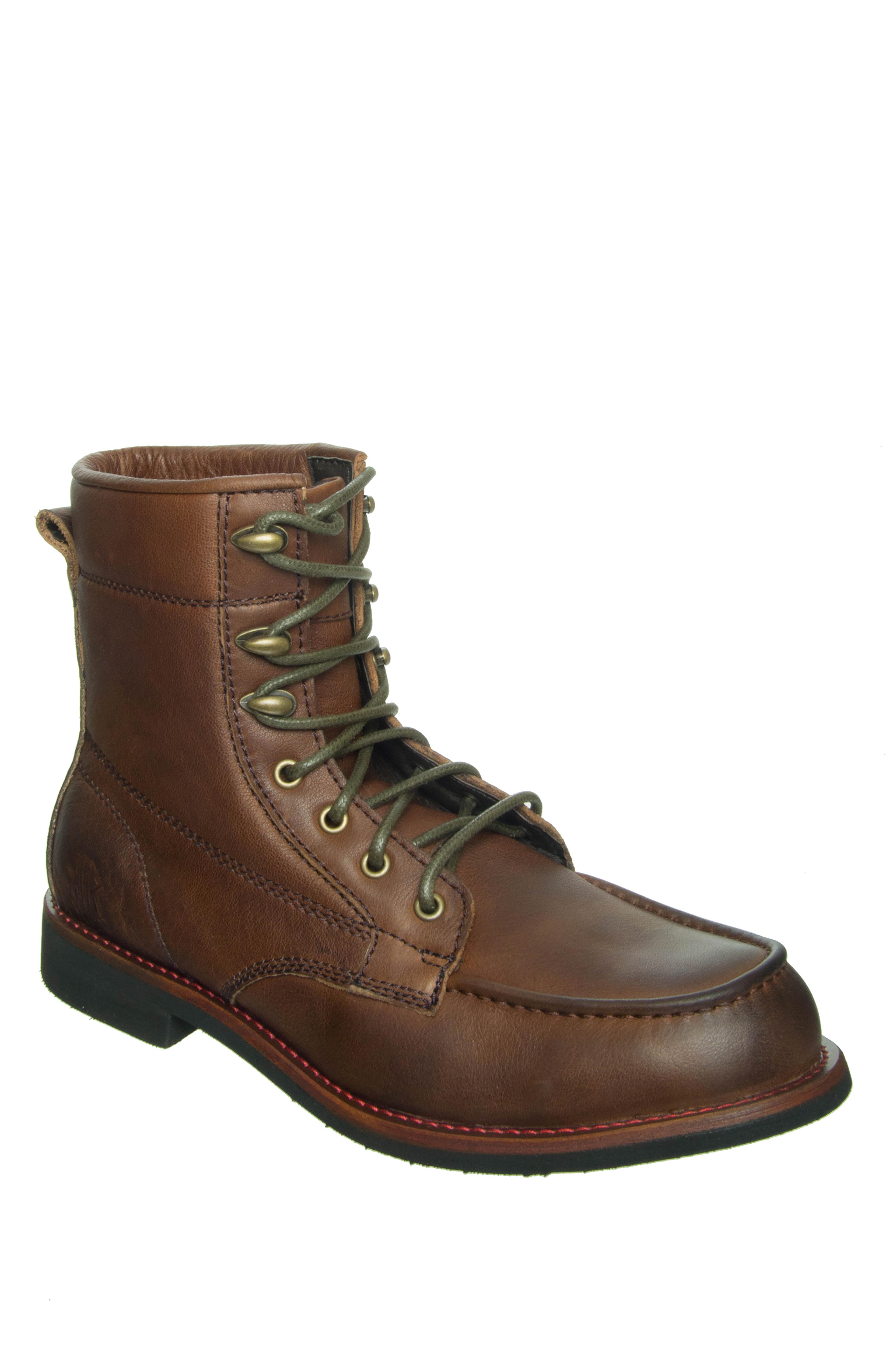 Unisex KLR Ryan Low Heel Boots - Brown
