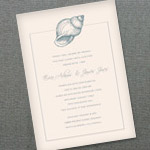 Beach Invitation Template