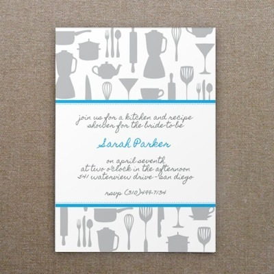 Bridal shower invitations kitchen bridal shower invitations invitation template kitchen bridal shower filmwisefo