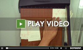 rsvp template video