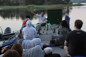 oshana spiritual teaching pier