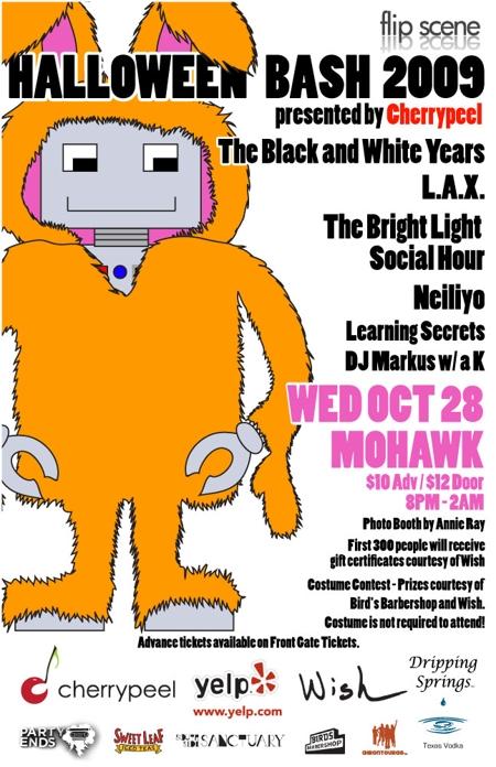 Halloween2009_poster