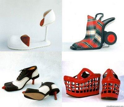 Outrageous Designer Shoes Outrageous Shoe Designs Kids