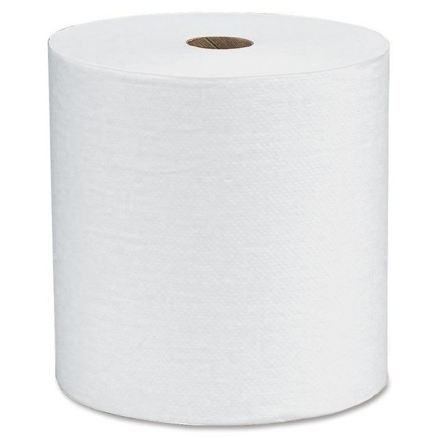 Scott Paper Towels: Scott Hardwound Paper Towel Rolls KCC02068