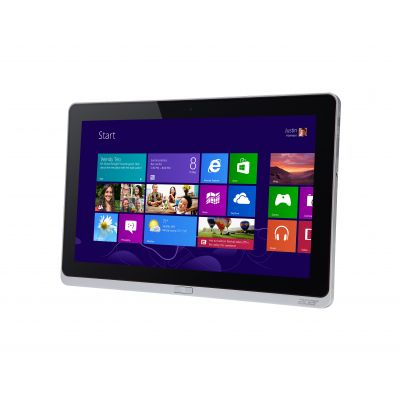 SYNX3457441 - Acer ICONIA W700-53314G06as Tablet PC - 11.6'' - In-plane Switching (IPS) Technology - Wireless LAN - Intel Core i5 i5-3317U 1.70 GHz