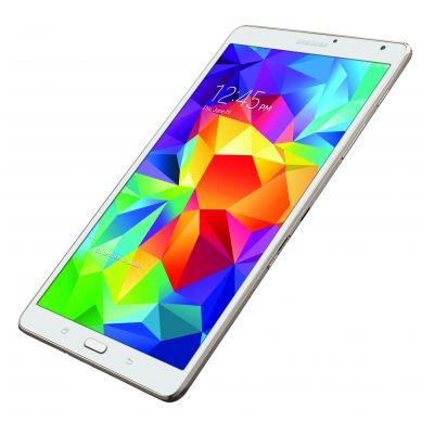 SYNX3911077 - Samsung Galaxy Tab S SM-T700 16 GB Tablet - 8.4'' - Wireless LAN - Samsung Exynos 1.90 GHz - Dazzling White