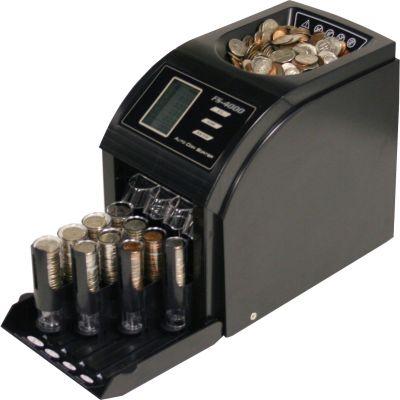 Fast Sort FS-4000 Digital Coin Sorter Pennies Through Quarters