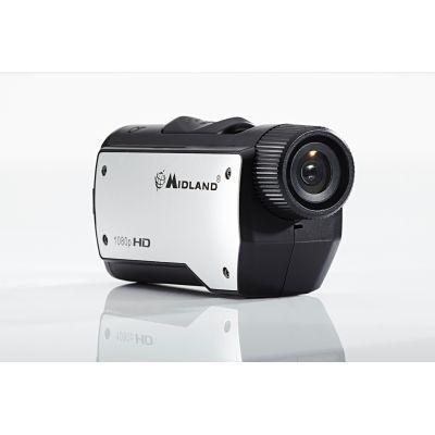 IGRMRY7778 - Midland XTC280 Digital Camcorder - CMOS - Full HD - Black; Silver