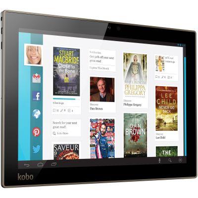 IGRMTF0801 - Kobo Arc 10HD 16 GB Tablet - 10.1'' - Wireless LAN - NVIDIA Tegra 4 1.80 GHz - Black
