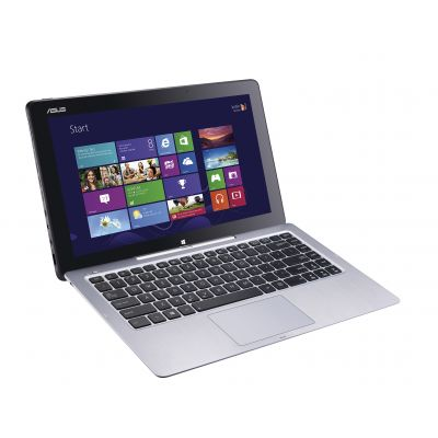 SYNX3634511 - Asus Transformer Book T300LA-XH71T Tablet PC - 13.3'' - In-plane Switching (IPS) Technology - Wireless LAN - Intel Core i7 i7-4500U 1.80 GHz - Silver Aluminum