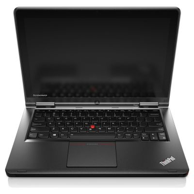 SYNX3767597 - Lenovo ThinkPad S1 Yoga 20CD00CGUS Ultrabook/Tablet - 12.5'' - In-plane Switching (IPS) Technology - Intel Core i3 i3-4010U 1.70 GHz - Black
