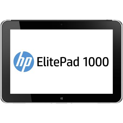SYNX3782943 - HP ElitePad 1000 G2 128 GB Net-tablet PC - 10.1'' - Wireless LAN - 4G - Intel Atom Z3795 1.60 GHz