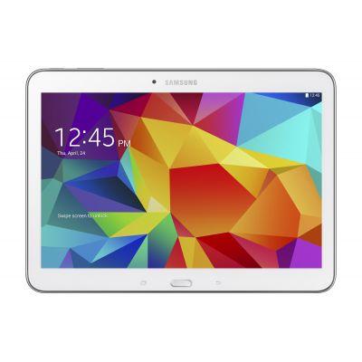 SYNX3874927 - Samsung Galaxy Tab 4 SM-T530 16 GB Tablet - 10.1'' - Wireless LAN - 1.20 GHz - White