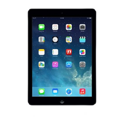 IGRMTQ3507 - Apple iPad Air MD787LL/A 64 GB Tablet - 9.7'' - In-plane Switching (IPS) Technology; Retina Display - Wireless LAN - Apple A7 1.30 GHz - Space Gray