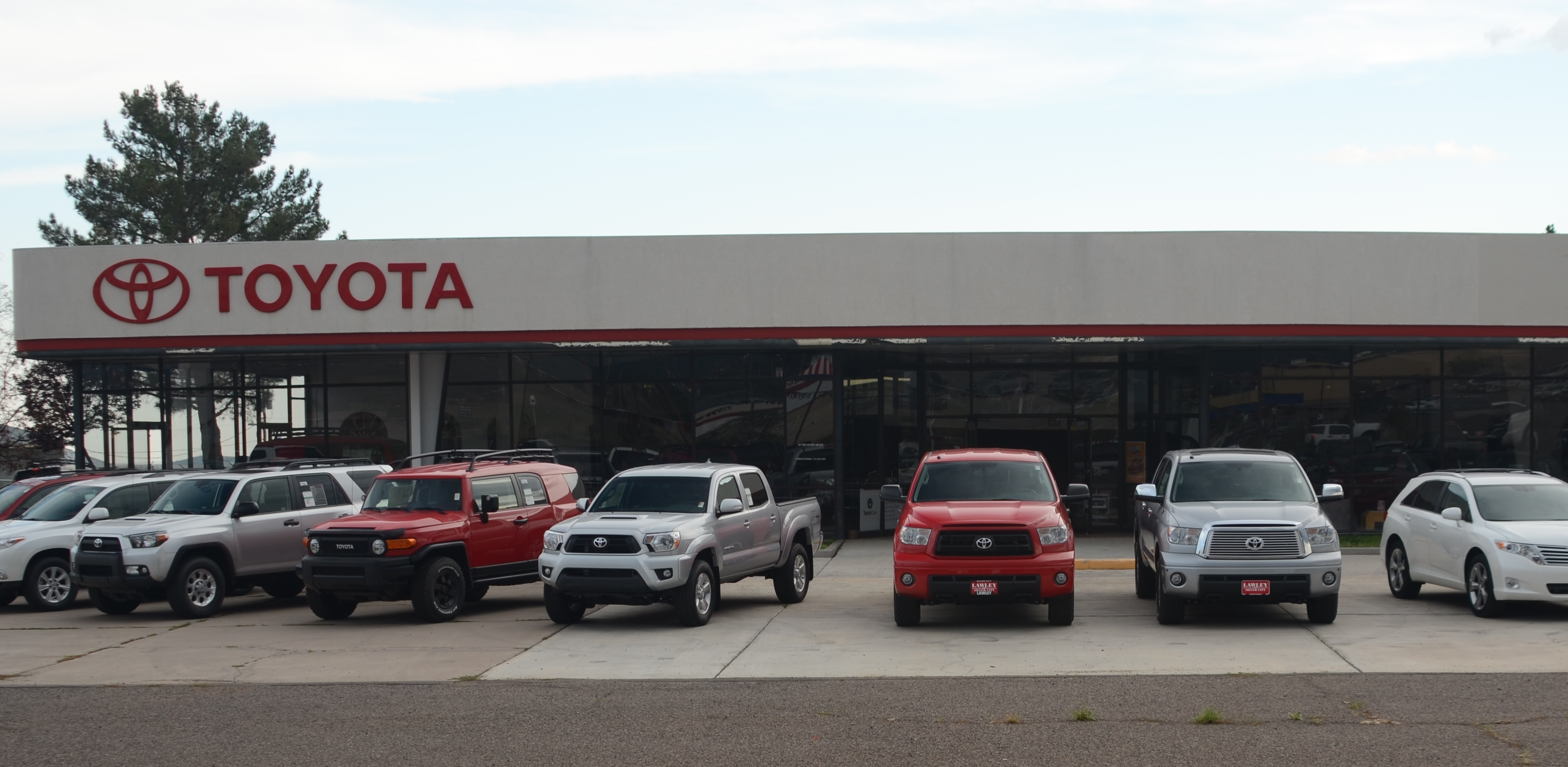 Lawley Toyota Dodge Chrysler Jeep