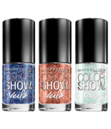 Maybelline Color Show Nail Lacquer Veils