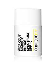 CliniqueFIT™ Workout Makeup Broad Spectrum SPF 40