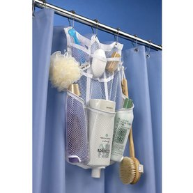 Hanging Shower Organizer | Dormbuys.com