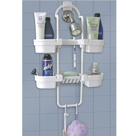 4 Tier Shower Caddy | Dormbuys.com
