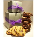 All Natural Cookie & Brownie Towers