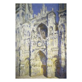 Cathedral of Rouen - Monet