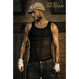 David Beckham - Hat