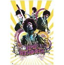 Jimi Hendrix - Collage