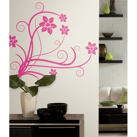 Deco Swirl Wall Accents
