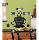 Coffee Chalkboard Wall Accents