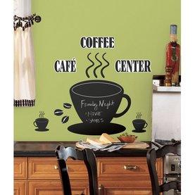 Coffee Chalkboard Wall Accents