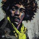 """Jimi Hendrix """"Hues Of"""" - Garibaldi"""