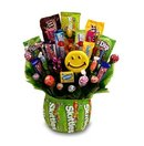 Skittles & Grins Candy Package