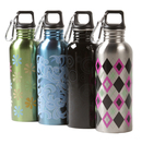 Subzero 750 ML Stainless Steel Bottles -  Series 1