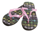 Peace Love & Happiness Women's Sandals