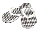 Riley White Women's Shower Sandals