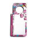 Door Hanger Notepad - Soho Swirl