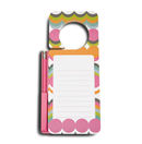 Door Hanger Notepad - Dream Dot