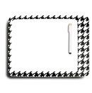 Houndstooth Magnetic Dry-Erase Board